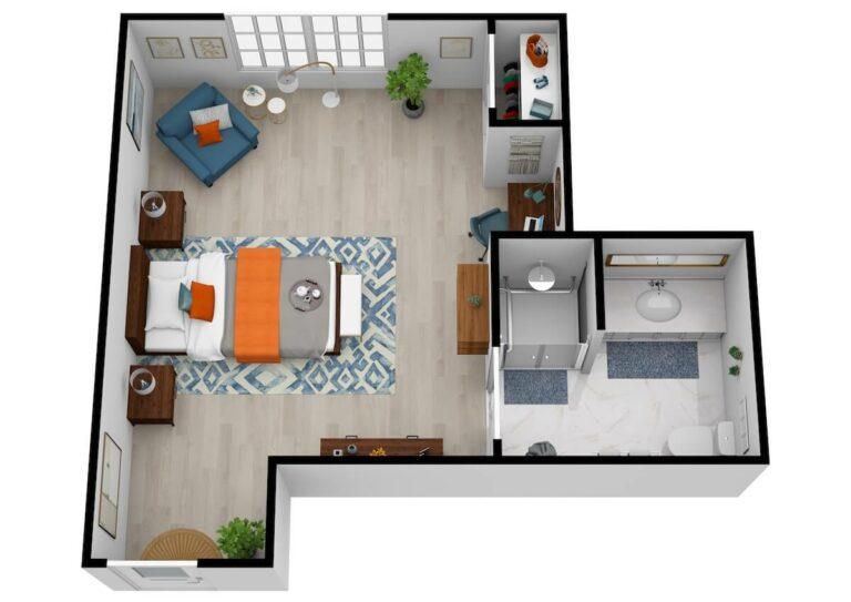 The Philomena   Private Bedroom 2